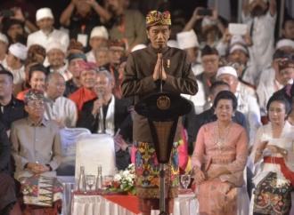 Presiden Berpesan Jangan Sampai Ada yang Golput di Bali