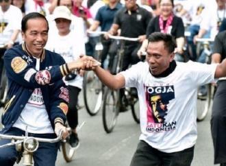 Jokowi Hadiri Deklarasi Alumni Jogja Satukan Indonesia