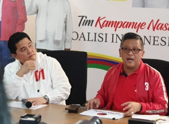 TKN Turunkan 5.320 Jurkamnas Selama Kampanye Terbuka