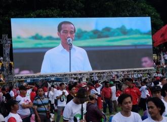 Jokowi Akan Hadir dalam Kampanye Terbuka di Banjarmasin