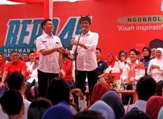 Jokowi Imbau Masyarakat Banyuwangi Jangan Golput