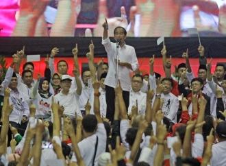 TKD Optimistis Jokowi-Ma'ruf Lampaui Target di Kota Malang
