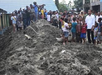 Pascabanjir Sentani, Pemerintah Rehabilitasi & Rekonstruksi