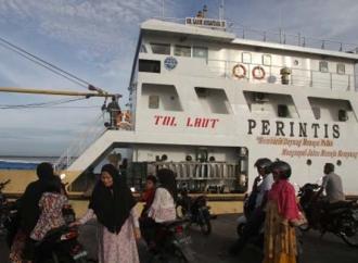 Tol Laut Seimbangkan Indonesia Timur dan Barat