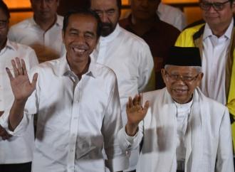 Jokowi-Ma'ruf Kuasai Klaten dengan Unggul Telak 79,54 Persen