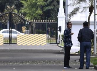 Tiga Gubernur Temui Jokowi Bahas Infrastruktur