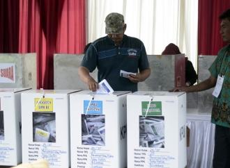 Situng KPU, Jokowi Makin Jauh Tinggalkan Prabowo