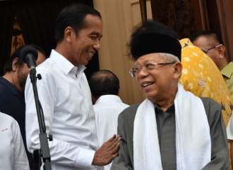 Jokowi-KH Ma'ruf Raih 91,13 Persen Suara di Bali