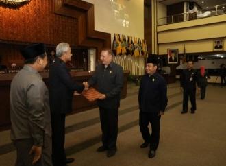 DPRD Jateng Setujui LKPj Gubernur Ganjar