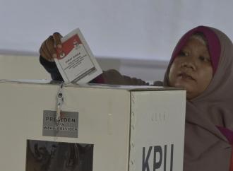 Situng KPU, Jawa Tengah Tetap Jadi 'Kandang Banteng'