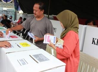Jokowi-Amin Menang Telak di PSU Trenggalek