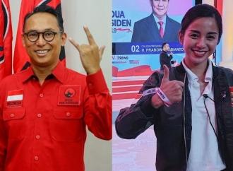 Dari Dapil 'Neraka' Nico dan Kirana Lolos ke Senayan