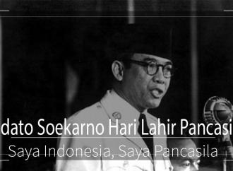 Eriko Ingatkan Pancasila Adalah Buah Pikir Soekarno