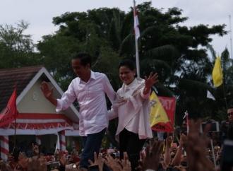 Situng KPU 89,11 Persen, Jokowi Makin Mantapkan Keunggulan