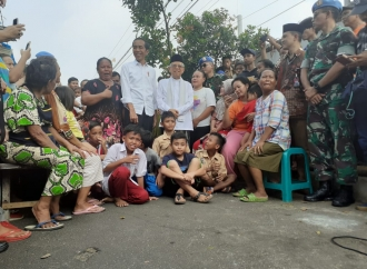 Jokowi-Ma'ruf Janji Jaga Amanah dan Kepercayaan Rakyat