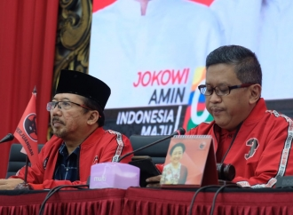 PDI Perjuangan Menangkan Jokowi-Ma'ruf & Juarai Pileg