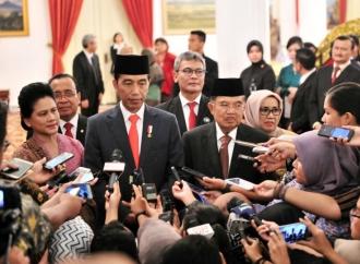 Jokowi Banjir Ucapan Selamat dari Para Pemimpin Dunia
