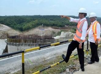 Presiden Jokowi Akan Tambah 13 Bendungan di NTT