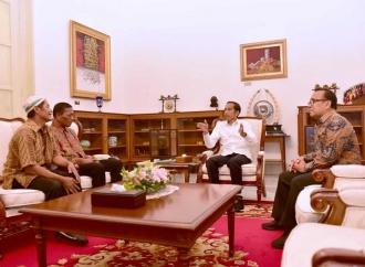 Presiden Dialog dengan Korban Penjarahan 22 Mei