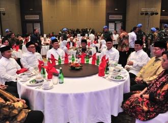Presiden Jokowi Buka Puasa Bersama Kadin