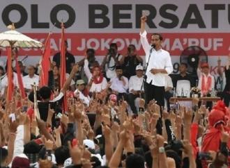 People Power Jokowi Beda dengan People Power Pendukung 02