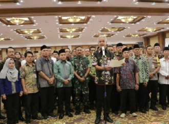 Ganjar & Kepala Daerah Dukung Penegak Hukum Tangkap Sengkuni