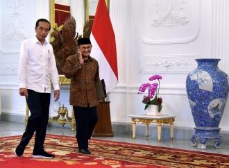 Habibie: Rakyat Telah Tentukan Karya Jokowi Harus Diteruskan