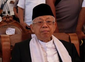 KH Ma'ruf Doakan Kesembuhan Ani Yudhoyono