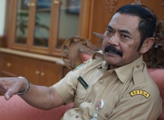 Rudy: Trans Jawa Tak Matikan Sentra Ekonomi Kota Solo