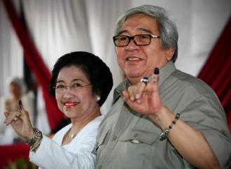 Kenangan Megawati, Perkenalan Pertama dengan Taufiq Kiemas