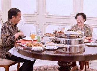 Megawati Sangat Cinta Kuliner Indonesia