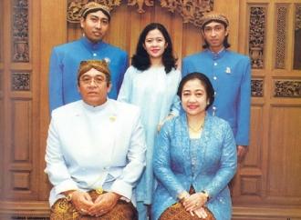 Tiga Anak Megawati Dengan Tiga Jati Diri