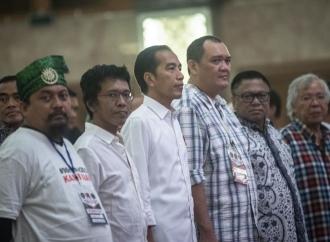 Jokowi: Lima Tahun ke Depan Tak Miliki Beban