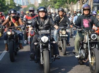 Whisnu: Tak Ada Istilah Geng Motor yang Menakutkan