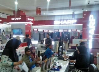 Sharp & LG Relokasi Pabrik ke RI, Bukti Kinerja Jokowi