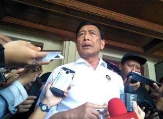 Wiranto: Aksi Massa di MK Bukan dari Prabowo