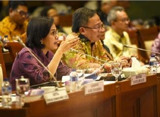 Pemerintah Jokowi Sangat Hati-hati Kelola Utang Negara