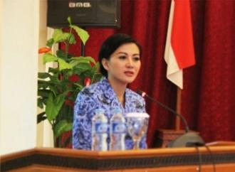 Seluruh Fraksi di DPRD Landak Terima PP APBD 2018