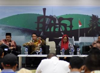 DPR RI Tengah Cari Strategi Percepat Penyelesaian UU