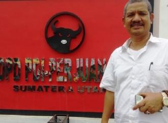 Sambut Pilkada Sumut, PDI Perjuangan Panaskan Mesin Partai