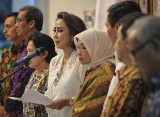 Pansel KPK Gandeng BNN dan BNPT Tuai Pujian