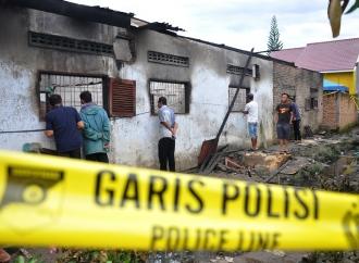 Kebakaran Pabrik di Langkat, Ribka Desak Aparat Turun Tangan