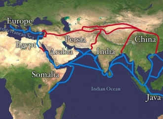 DPR Dukung Proyek Jalur Sutra Modern