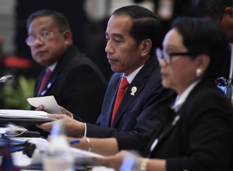 Jokowi Dorong Kerjasama Maritim yang Konkrit di ASEAN