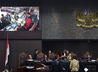 Majelis Hakim MK Perlihatkan Sikap Kenegarawanan