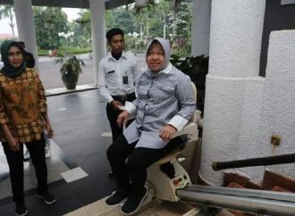 Wali Kota Risma Dapat Perawatan di ICU RS Soewandhi
