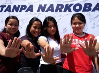 Pemuda di Palangkaraya Harus Jadi Pelopor Pencegahan Narkoba
