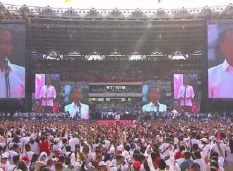 Ganjar Usul Jokowi Helat Shalawat Akbar Pasca Dilantik