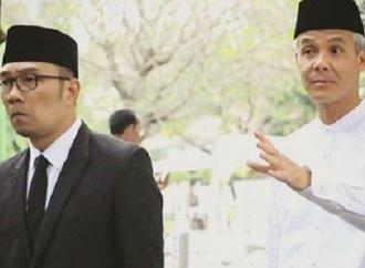 Unggah Foto Bareng, Ganjar & Emil Dinilai Cocok Untuk 2024
