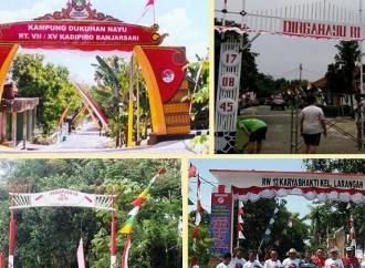 HUT RI Ke-74, Mendagri Inisiasi Festival Gapura Cinta Negeri